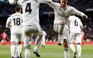 Прогноз на матч Примеры Атлетико-Реал Мадрид 28 сентября 2019