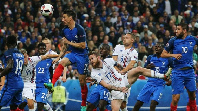 прогноз Исландия-Франция