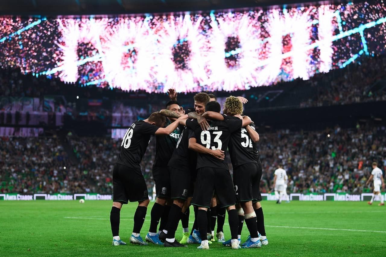 Кто одержит победу в матче Динамо - Краснодар ?