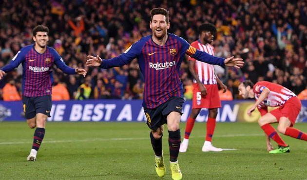 Атлетико-Барселона прогноз на 02.12.19