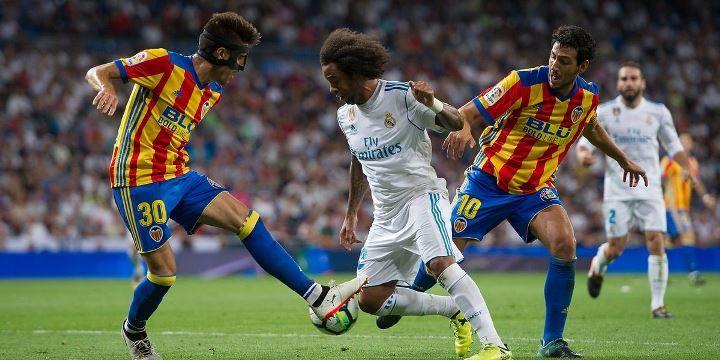 Валенсия-Реал Мадрид прогноз и ставка на матч 15.12.19
